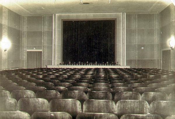 Kinosaal Kaiserhof Einsiedel