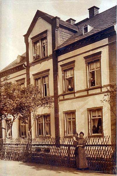 Mehrfamilienhaus Einsiedel Hauptstr. 21 vor 1910