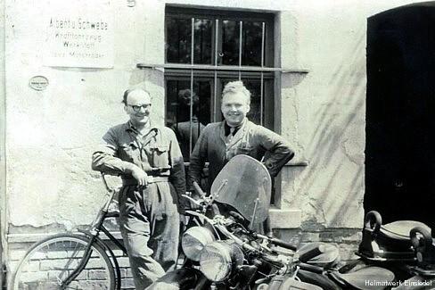 Gottfried Albert & Günter Schwebe