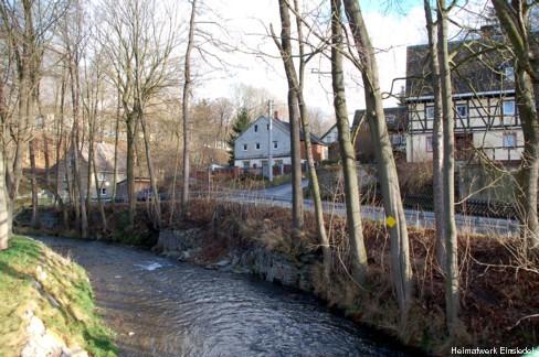 Talsperrengrund Einsiedel 14.01.2007