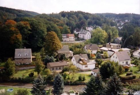 Talsperrengrund Einsiedel Spätsommer 2004.