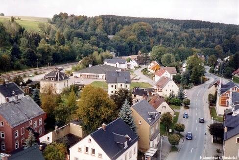 Eibischbusch Spätsommer 2004