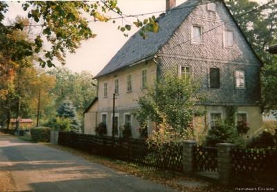 Lindenstraße 1 im Sommer 1994