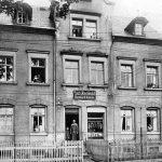 Lindenstraße 2 in Einsiedel, Fleischerei Nitsche