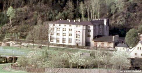 Berufsschule 8. Mai Einsiedel 1955