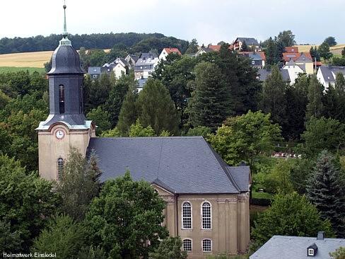 Die Einsiedler Kirche 2009