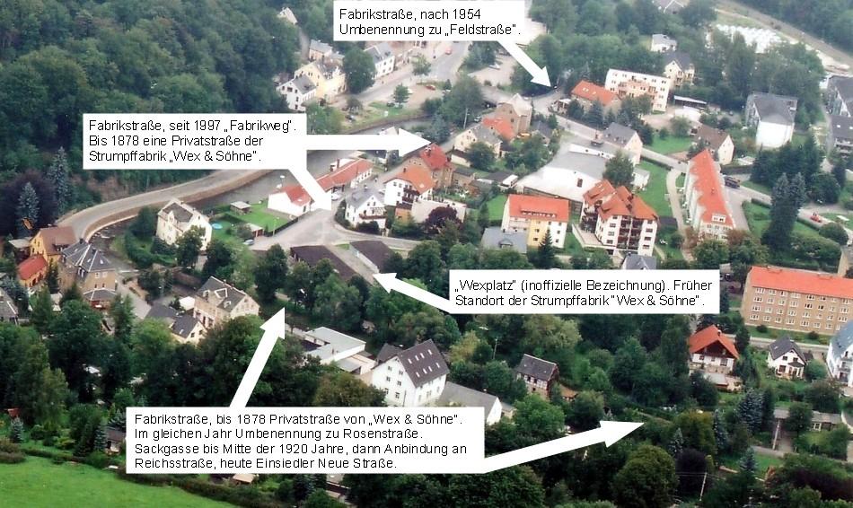 Die Kürzungen an der Fabrikstraße in Einsiedel