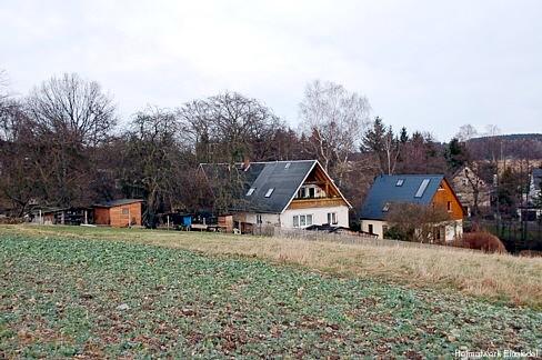 Alt- und Neubau auf dem Areal des ehemaligen Naturbades