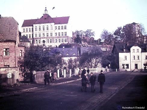 Schule Einsiedel 1953: 50 Jahre
