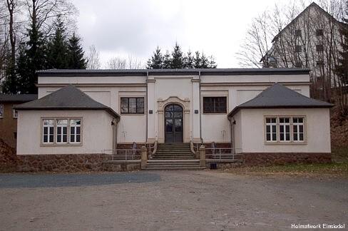 Schulturnhalle Einsiedel 2009