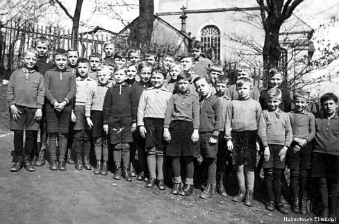 Schule Einsiedel Jahrgang 1926