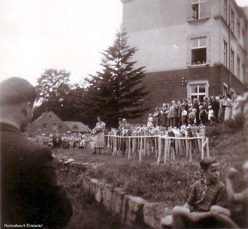 Schulanfang 1955
