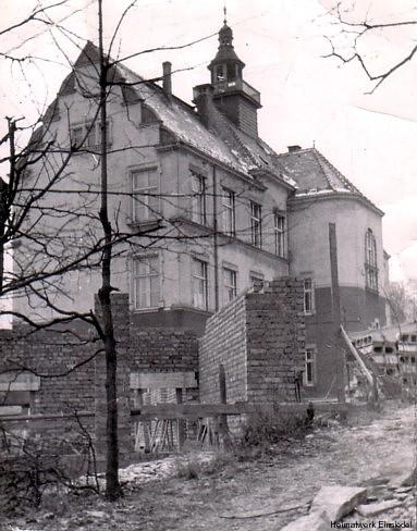 Schulneubau Einsiedel 1960