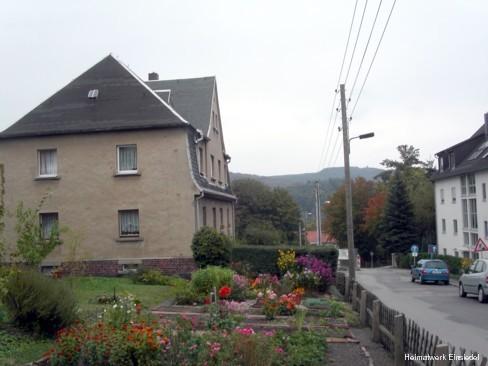 Siedlungshaus in der Siedlung Einsiedel, Harthauer Weg, 2004