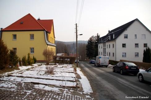 Harthauer Weg 6 und 5a im Januar 2012