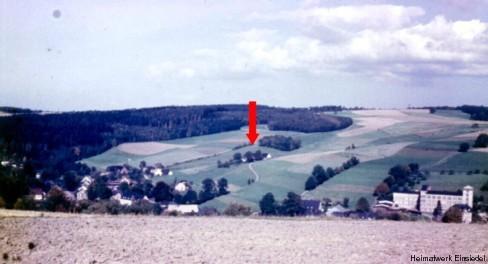 Unterdorf Einsiedel 1965