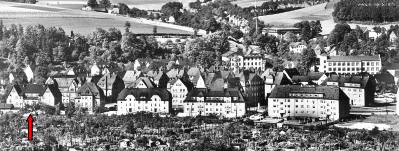 Einsiedel, Mittelort 1932
