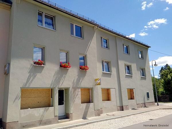 Umbau der ehemaligen Adler-Drogerie zu Wohnraum 2018