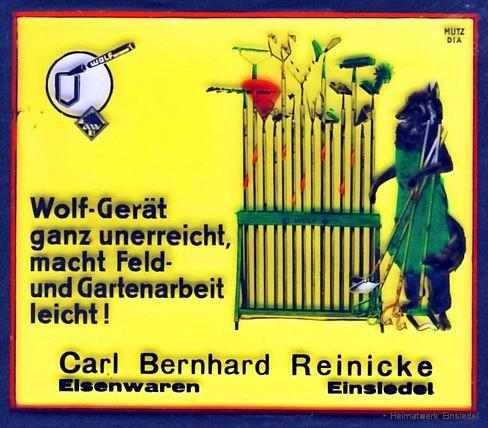 Werbedia Wolf Gartengeräte
