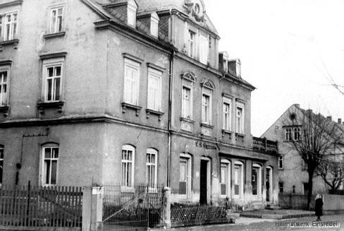 Ehemaliges Reinicke-Haus um 1970