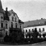 Villa und Wattefabrik Hahn in Einsiedel nach 1900