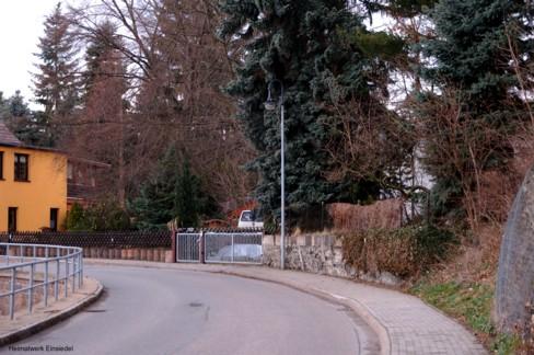 Einsiedler Hauptstr. 94 im März 2009