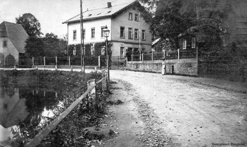 Dr.-Braune-Haus um 1910