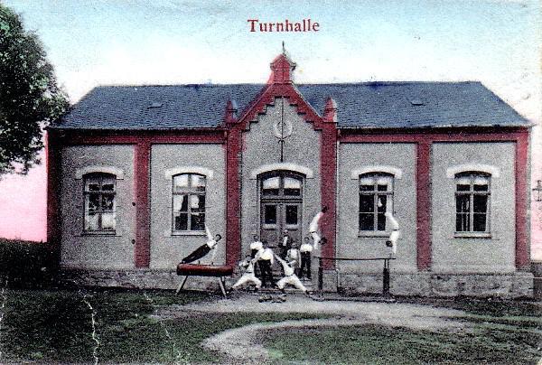 Turnhalle Berbisdorf
