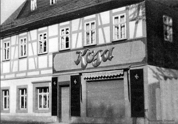 Kosa Kakao- & Schokoladen AG, Filiale Einsiedel