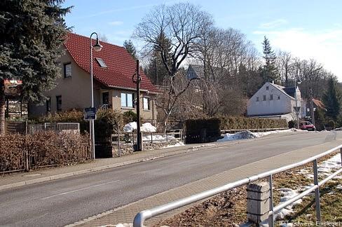 Einsiedler Hauptstraße 61 im März 2009