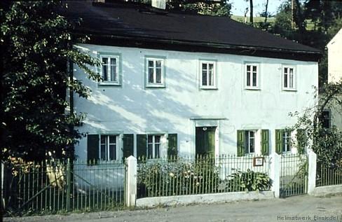 Doktrohäusel Einsiedel 1974