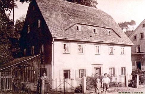 Das Doktorhäusel um 1930