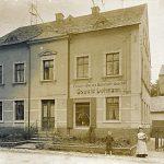 Fleischerei Oswald Lohmann Einsiedel 1911
