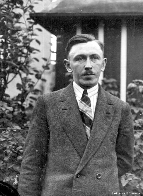Emil Reichel, Einsiedel