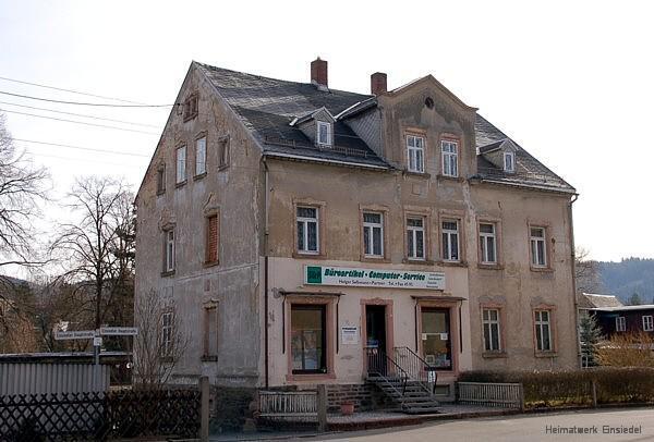 Einsiedler Hauptstr. 103 im Februar 2008