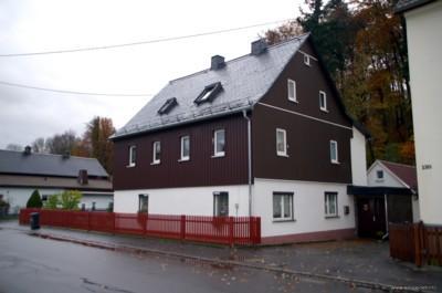 Ehemalige Bäckerei Nötzel im November 2009.