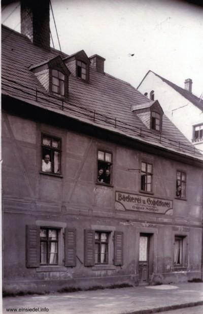 Bäckerei Nötzel in Einsiedel