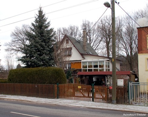 Einsiedler Hauptstraße 125 im Dezember 2007