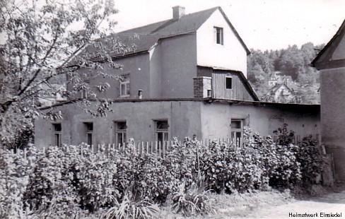 Einsiedel, Wohnhaus Hauptstr. 93 im Jahre 1972