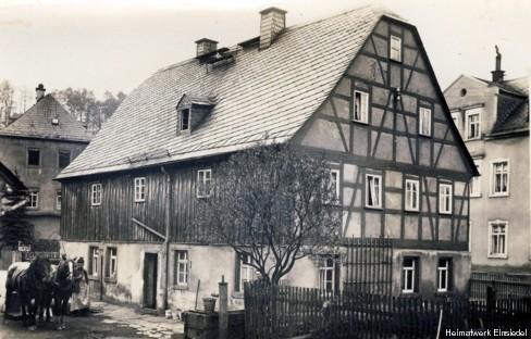 Fuhrunternehmen Bruno Uhlmann in den 1930er Jahren
