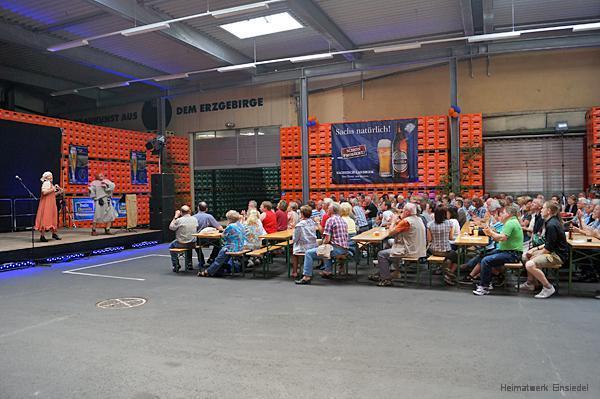 Brauereifest Einsiedel 2013