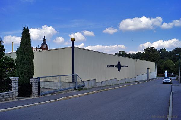 """""""Eventhalle"""" des Einsiedler Brauhauses 2013"""