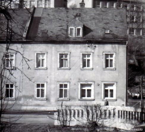 Einsiedel, Hauptstraße 84 nach 1961