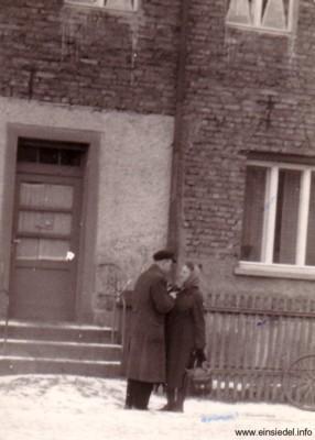 """""""Destille"""" in Einsiedel Ende der 1950er Jahre"""