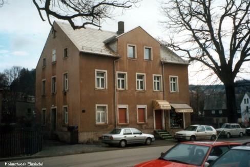 Uhren & Schmuck Frank reuter in der Hauptstr. 89 in Einsiedel