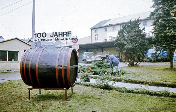 100 Jahre Einsiedler Brauhaus, Jubiläum 1985