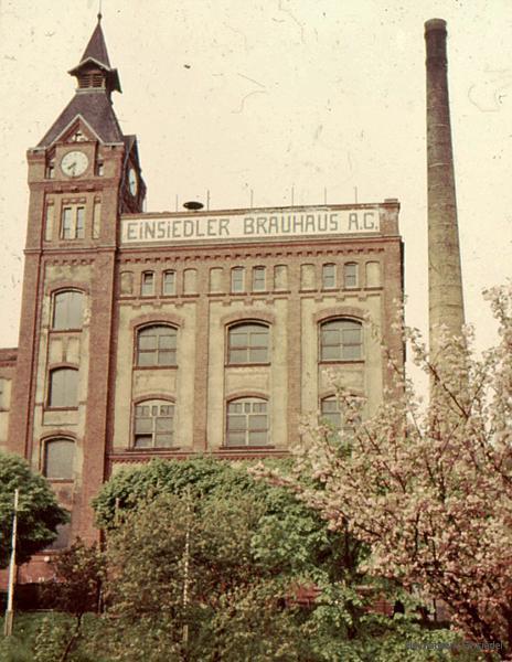 Einsiedler Brauhaus 1970 - volkseigen