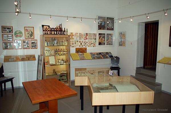 """Brauereimuseum im """"Einsiedler Brauhaus"""" 2008"""