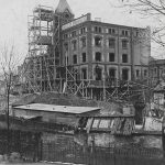 Einsiedler Brauhaus AG - Neubau des Sudhauses 1907-08