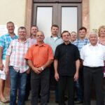 Neuer Ortschaftsrat Einsiedel 2014